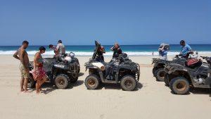 Vakantie naar Kaapverdië